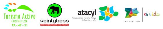 veintytress logotipos patrocinadores