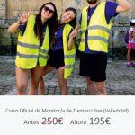 Curso de Monitor de Tiempo Libre intensivo navidad en Valladolid